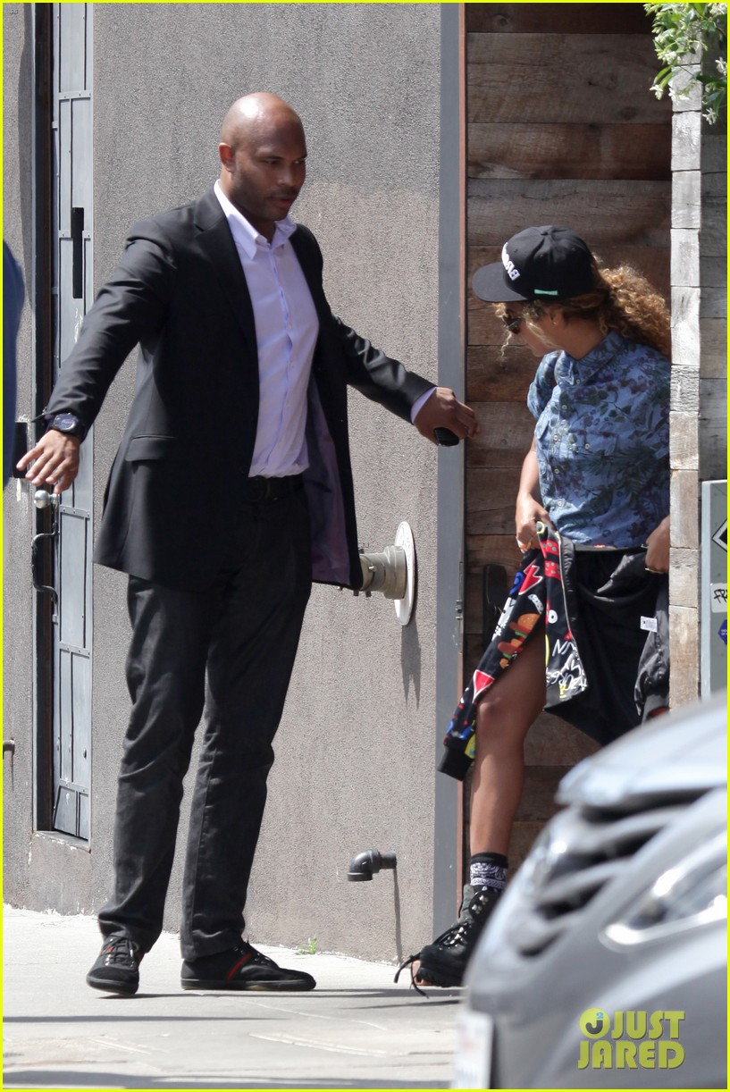 beyonce jay z lunch after surprise coachella appearances 093091952