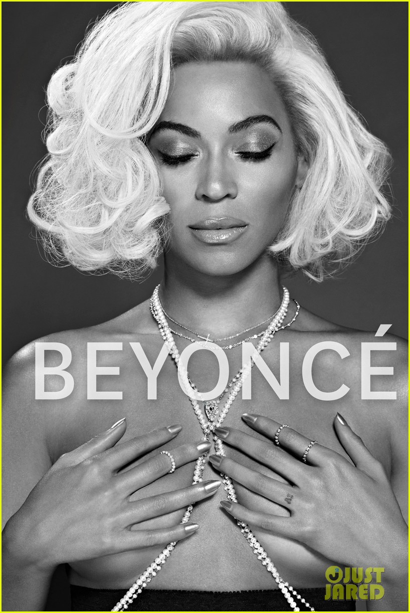 beyonce topless blonde for out may 2014 023086811