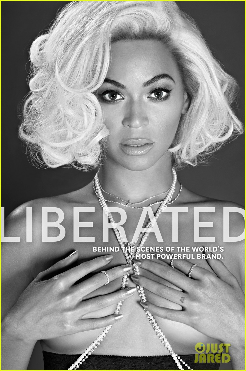 beyonce topless blonde for out may 2014 043086813