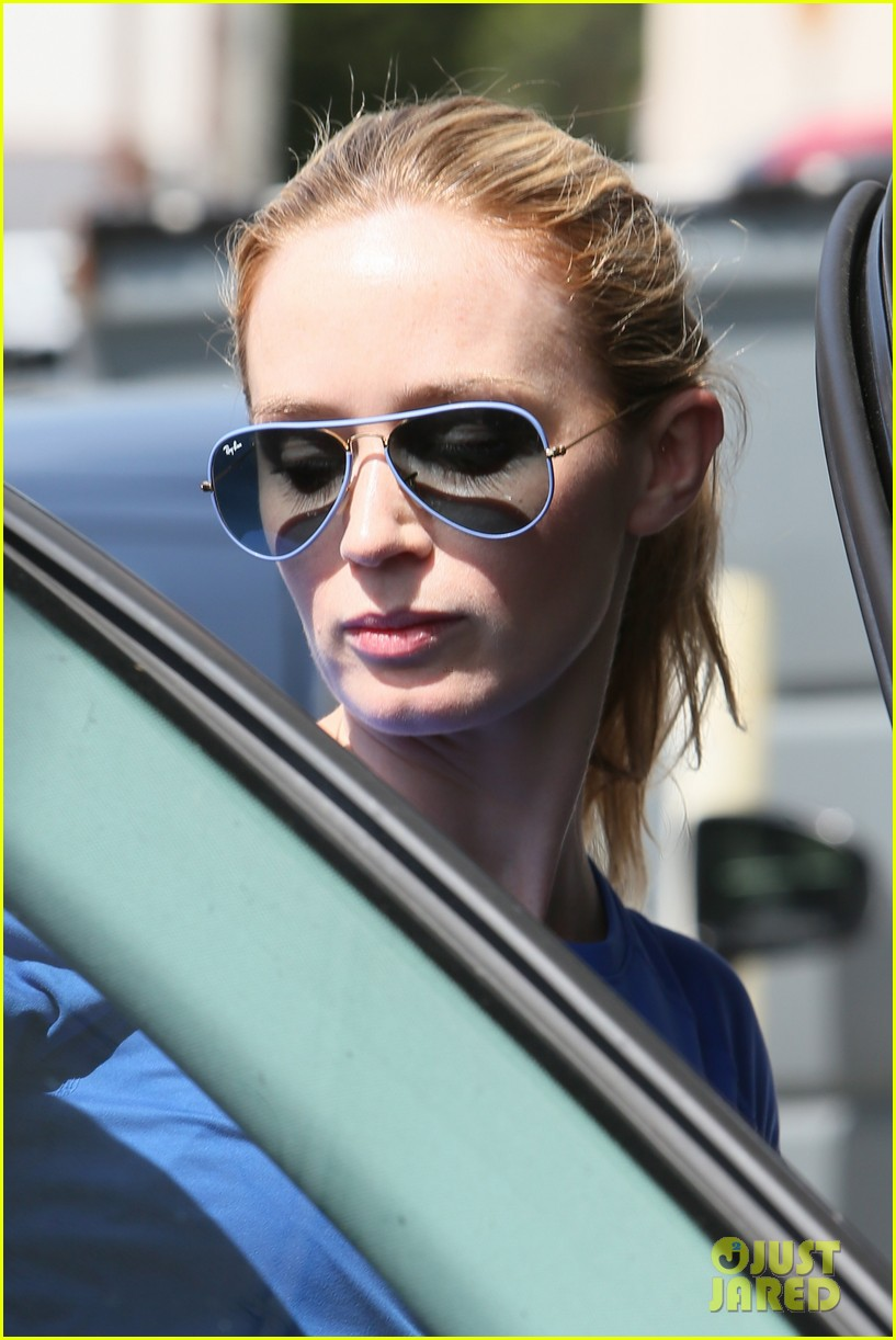 emily blunt gains an exciting co star for upcoming thriller 073089067