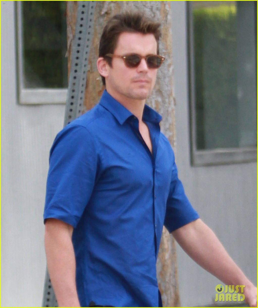 matt bomer left his family to lose weight 023094092