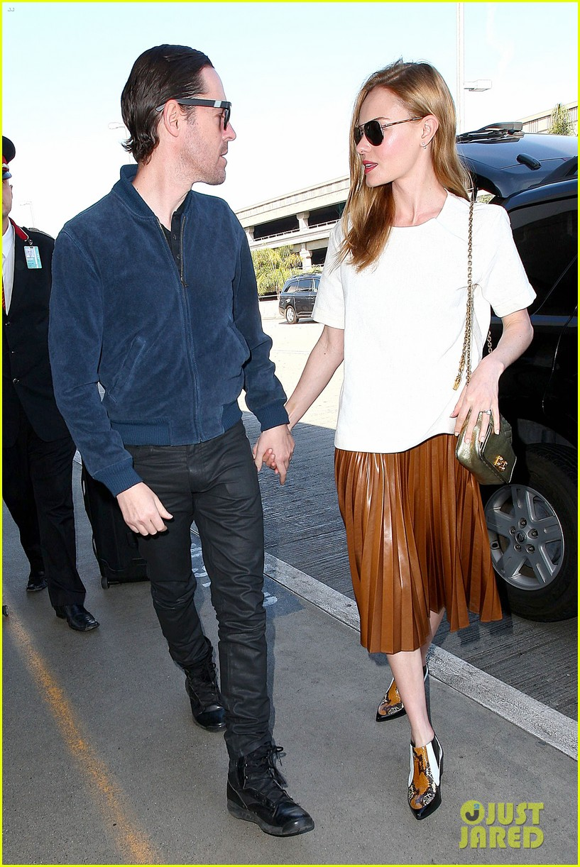 kate bosworth michael polish fly in style 053087776