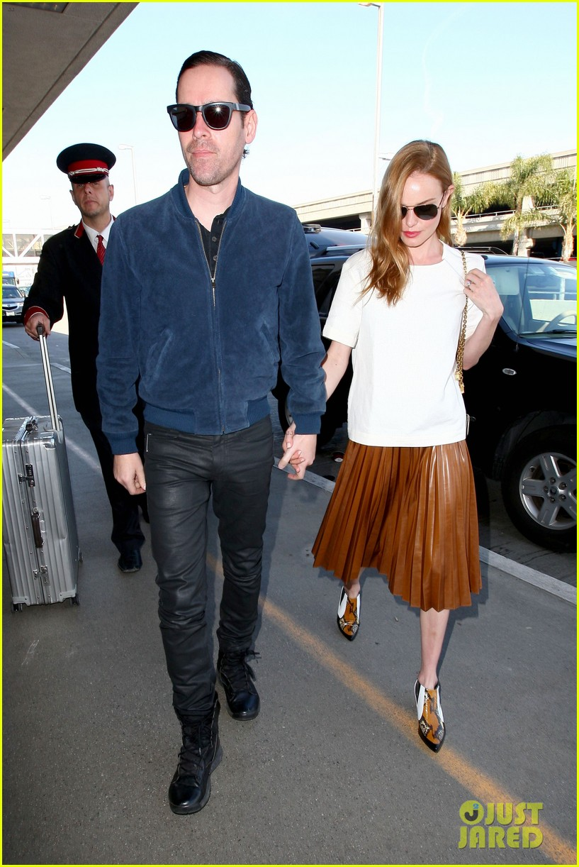 kate bosworth michael polish fly in style 073087778