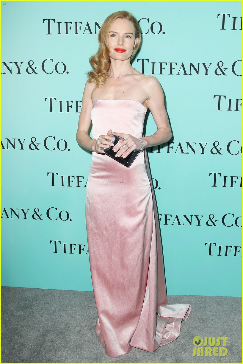 kate bosworth michael polish tiffany co blue book celebration 12