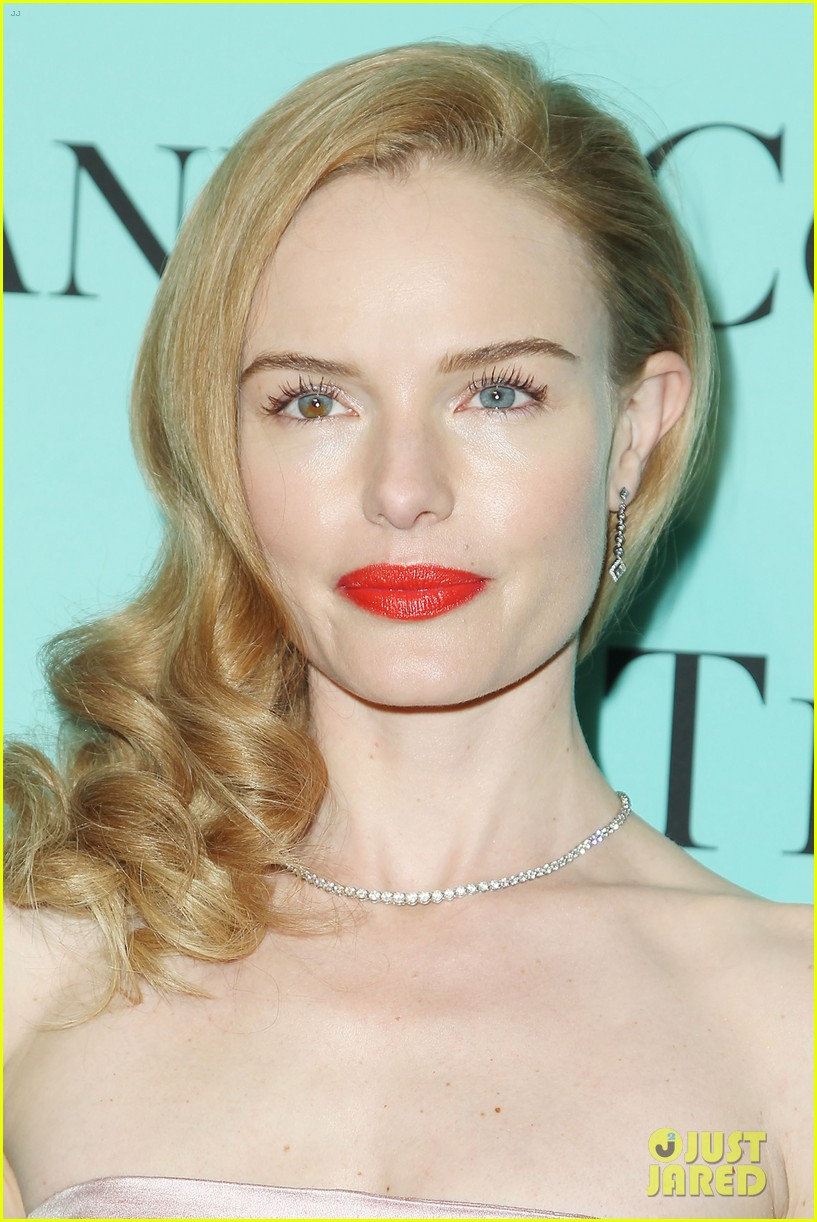 kate bosworth michael polish tiffany co blue book celebration 143088708