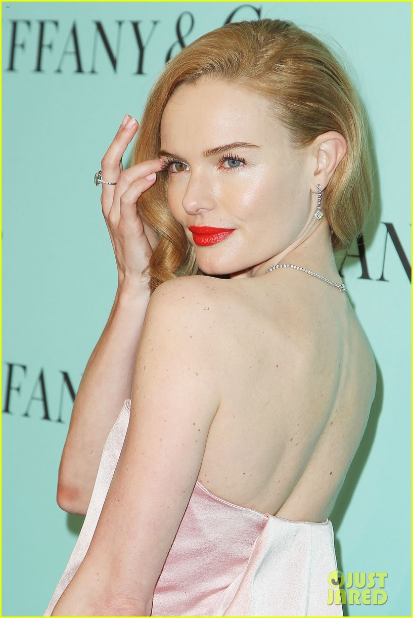 kate bosworth michael polish tiffany co blue book celebration 173088711