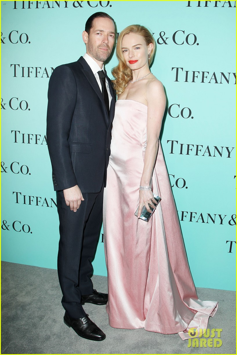 kate bosworth michael polish tiffany co blue book celebration 203088714