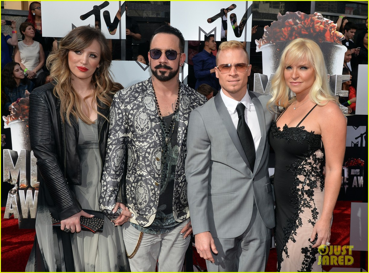 backstreet boys mtv movie awards 2014 06