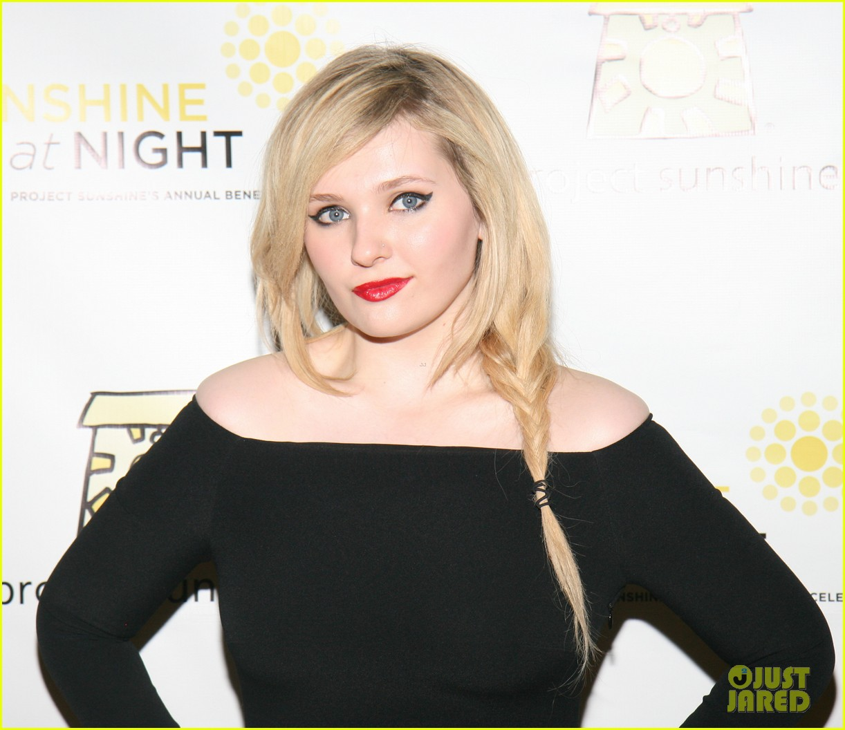 abigail breslin all grown up project sunshine benefit 083102295