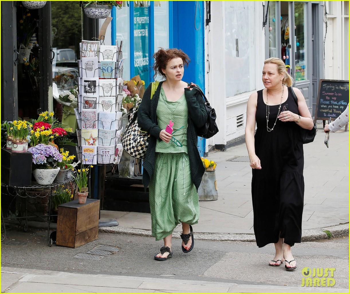helena bonham carters portrayal of elizabeth taylor landed her a tv bafta nomination 093094661