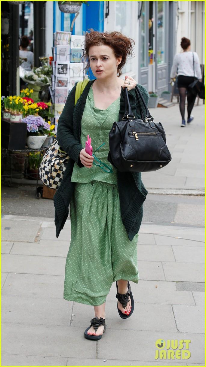 helena bonham carters portrayal of elizabeth taylor landed her a tv bafta nomination 103094662