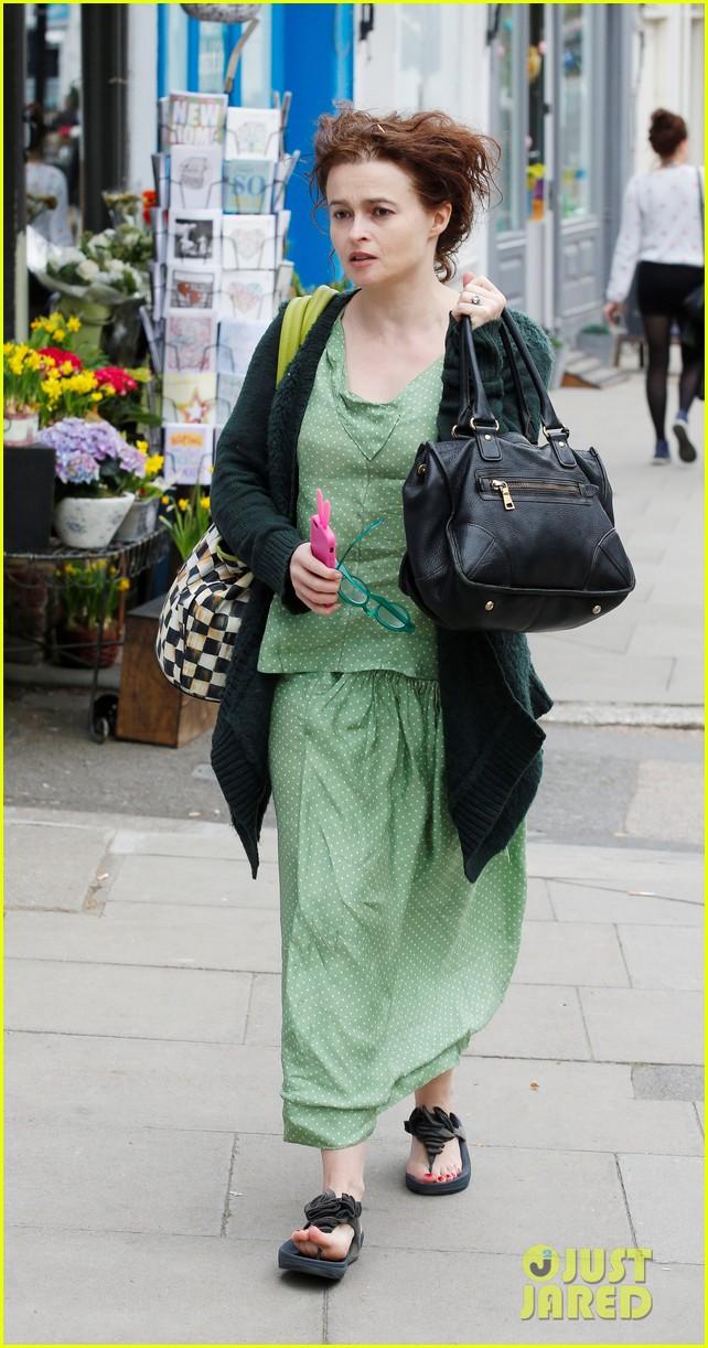 helena bonham carters portrayal of elizabeth taylor landed her a tv bafta nomination 123094664