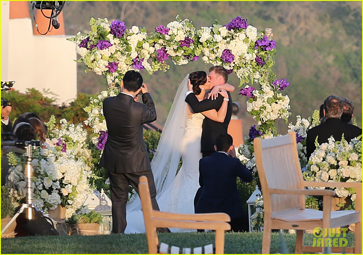 backstreet boys nick carter is married wedding photos 01