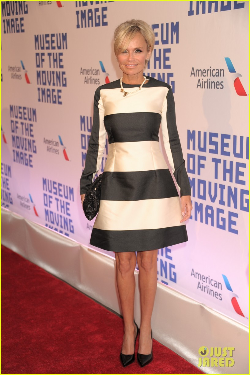 kristin chenoweth penn badgley musuem of moving image gala 103088115
