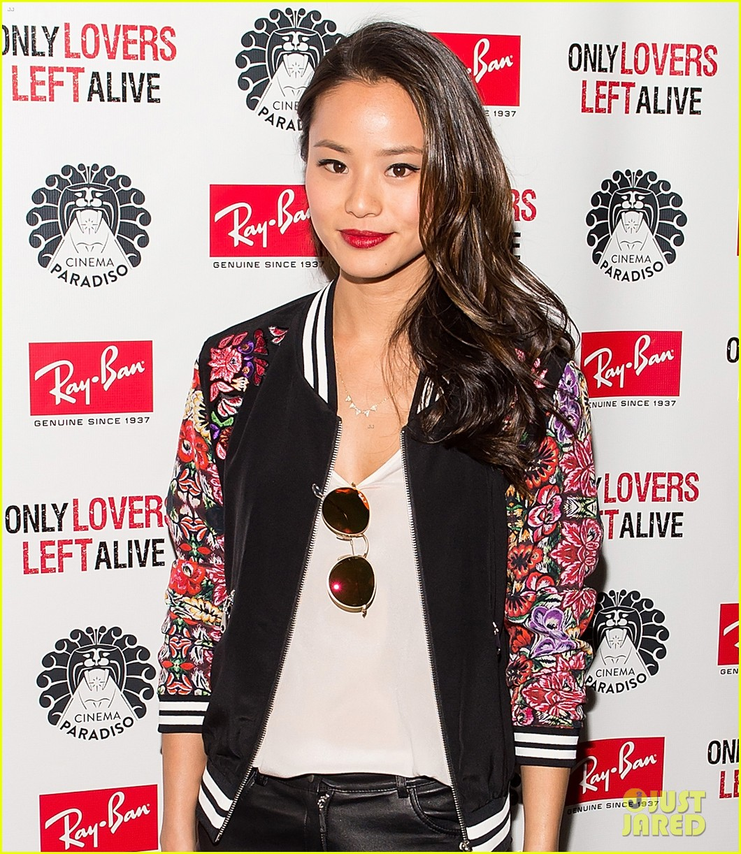 jamie chung only lovers left alive new york screening 043083288