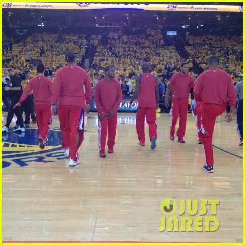 clippers uniforms inside out protest racist comments donald sterling 033100367