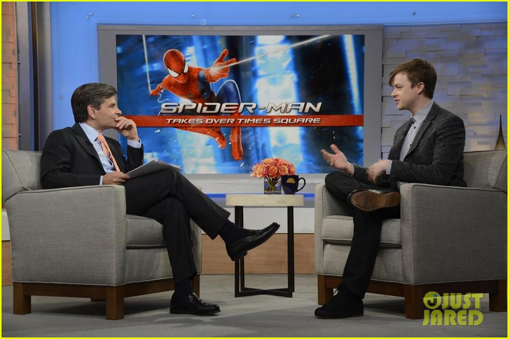 dane dehaan cried after eating a burger find out why 033102544