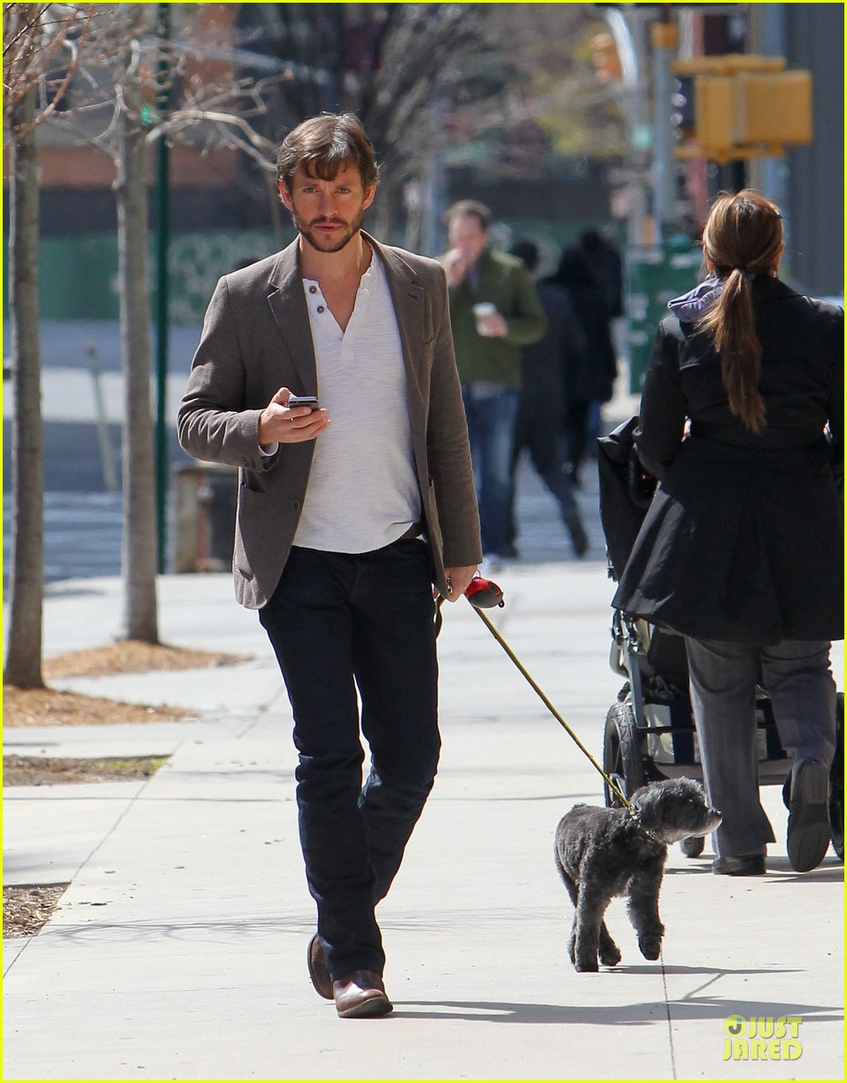 claire danes hugh dancy dress for casual outings 163099650