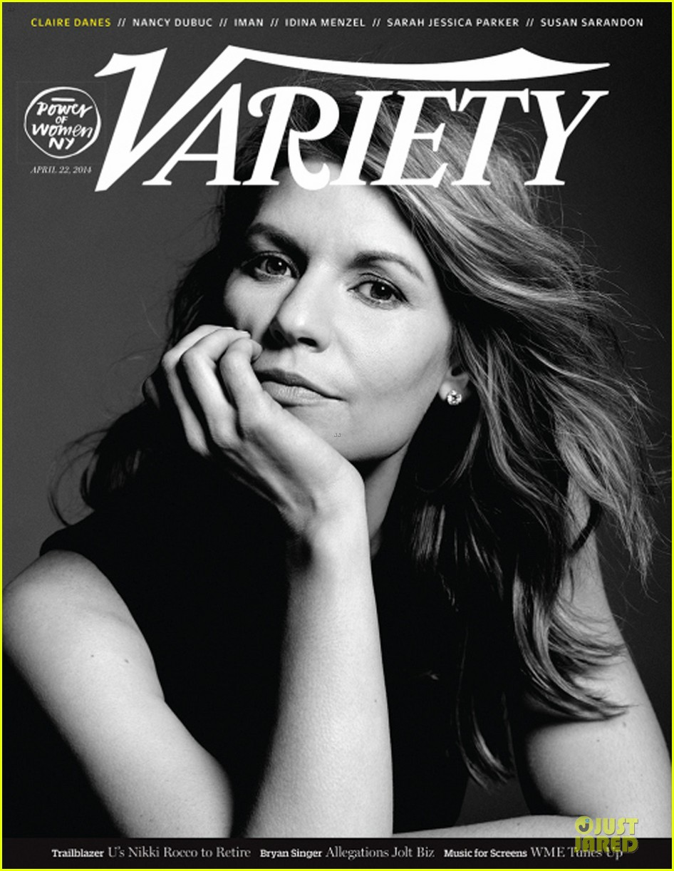 claire danes idina menzel variety power of women 013096933