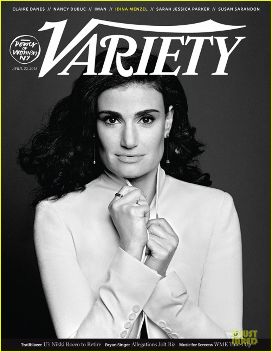claire danes idina menzel variety power of women 023096934