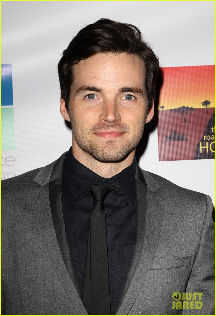 brant daugherty ian harding support a good cause at the road to hope charity benefit 043092676