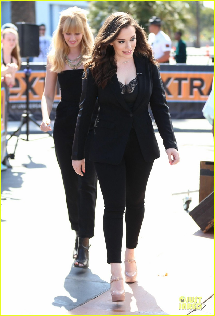 kat dennings beth behrs extra 2 broke girls 033092398