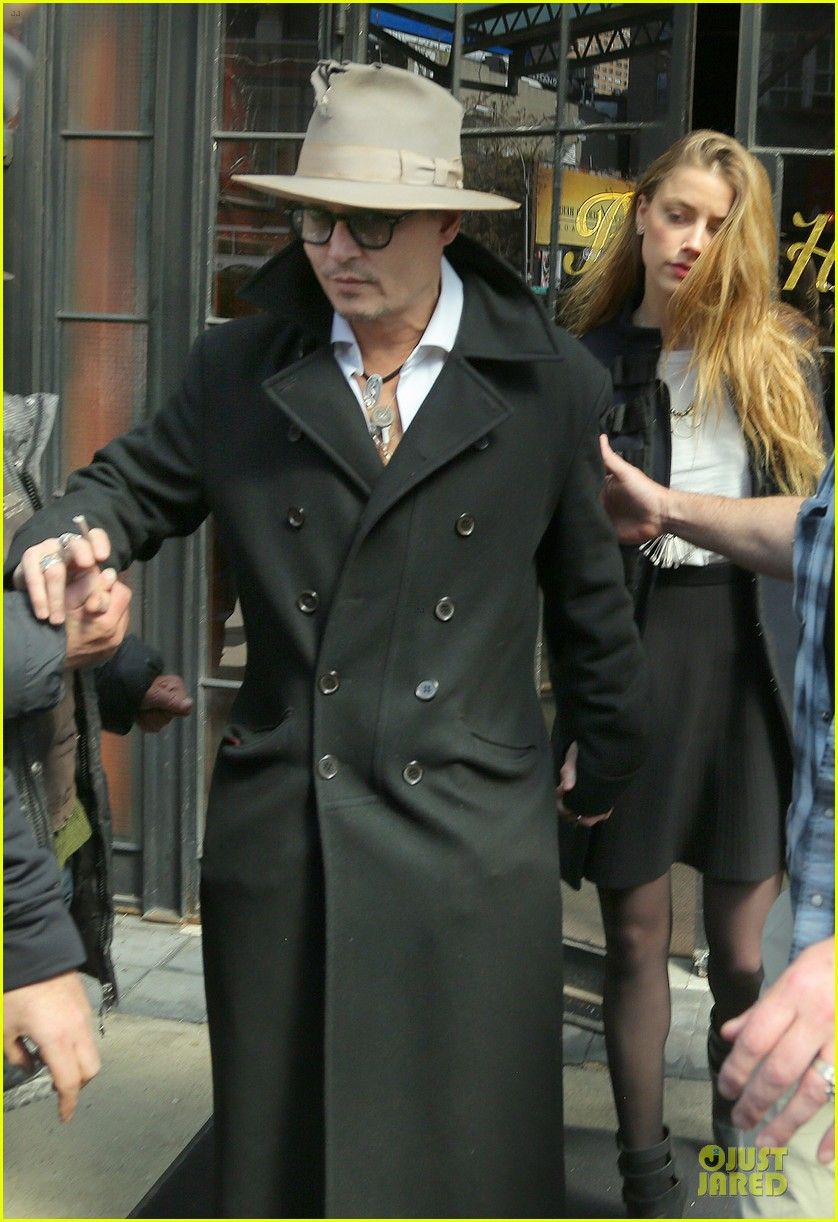 johnny depp leading man in amber life 053099420