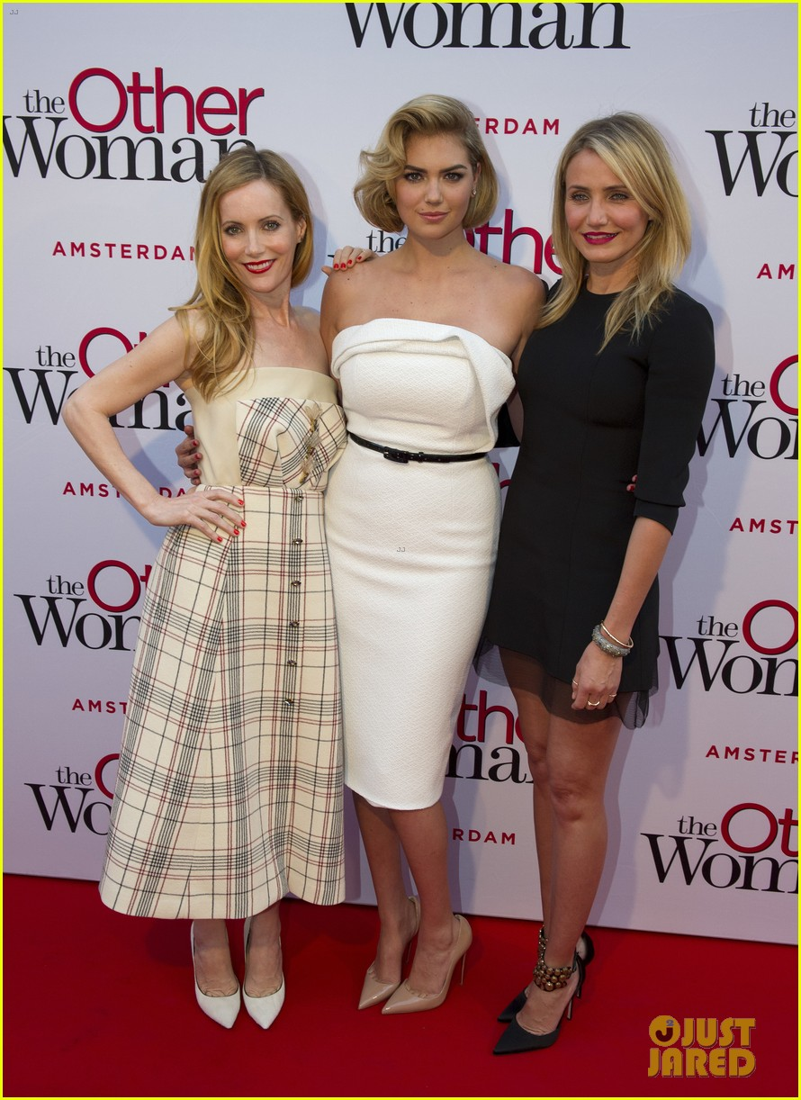 cameron diaz gets glam with kate upton leslie mann for the other woman 143083247
