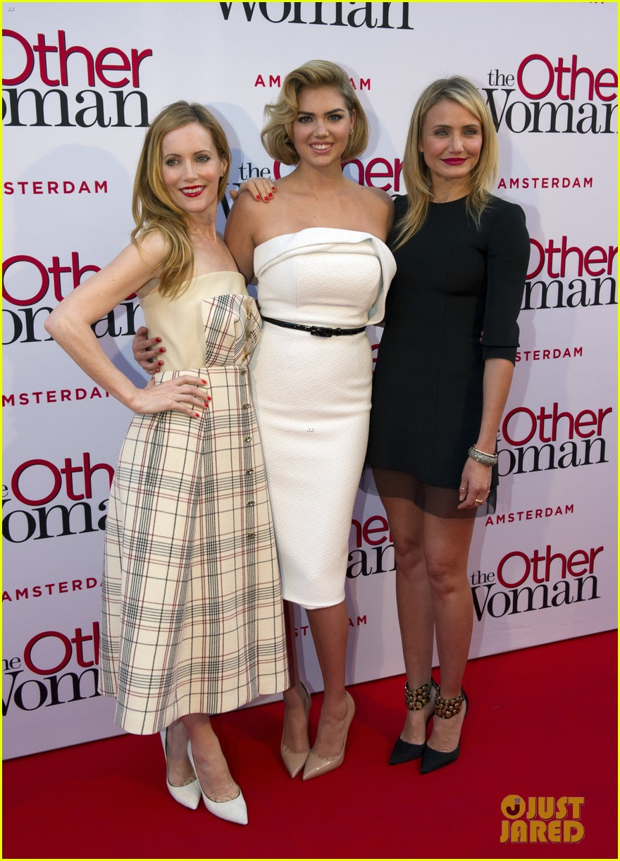 cameron diaz gets glam with kate upton leslie mann for the other woman 163083249