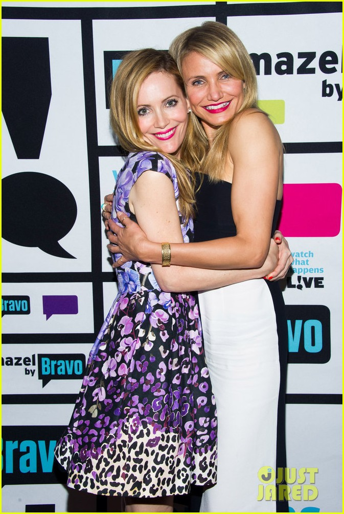 cameron diaz confirms shes been with a woman watch what happens live 013101640