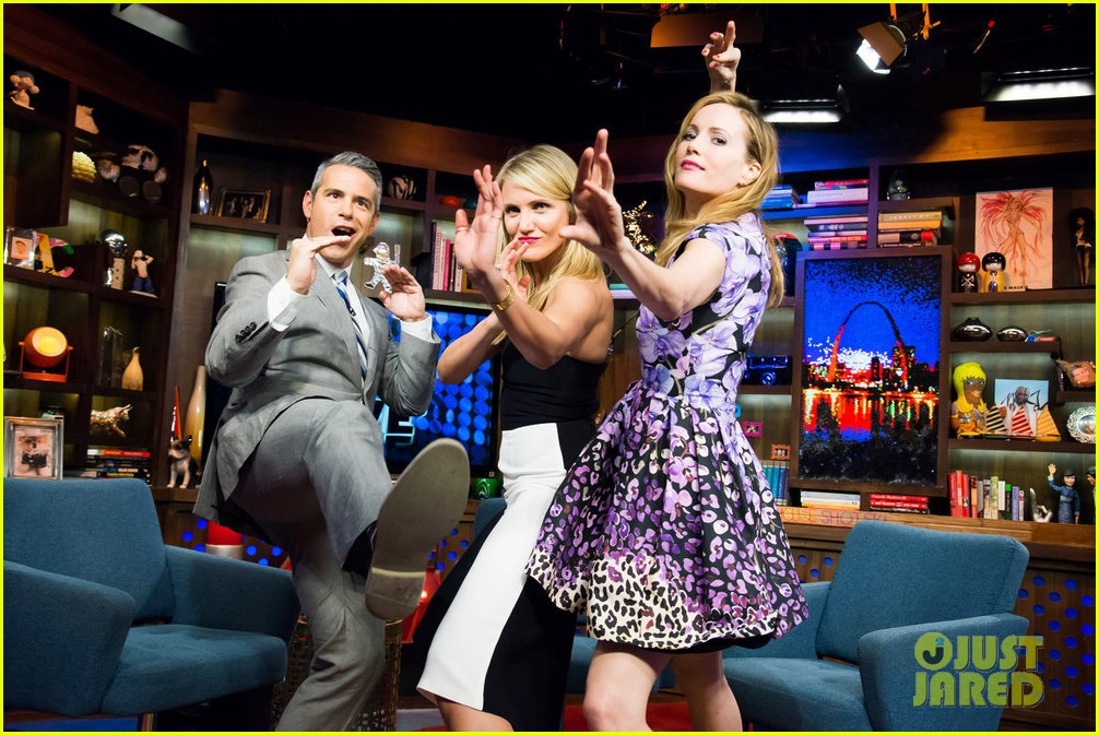 cameron diaz confirms shes been with a woman watch what happens live 043101643
