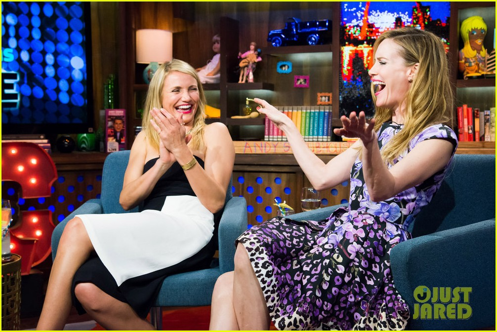 cameron diaz confirms shes been with a woman watch what happens live 113101650
