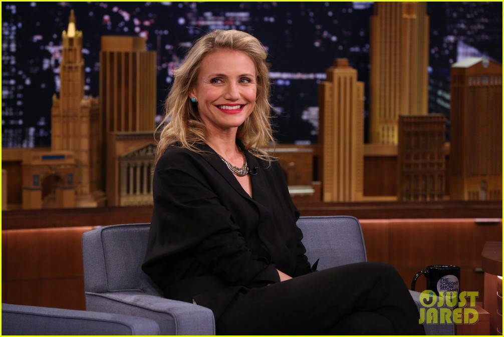 cameron diaz roller golf jimmy fallon 023097784