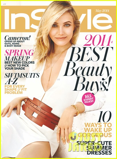 cameron diaz covers instyle may 2014 033091960