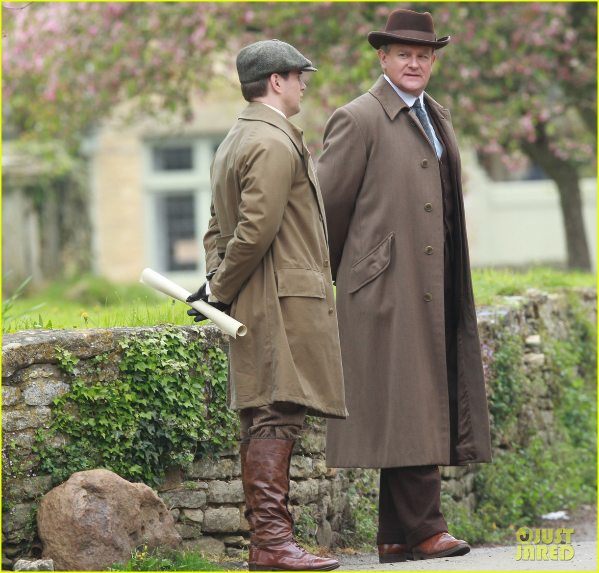 these downton abbey season five set pics are getting us really excited 10