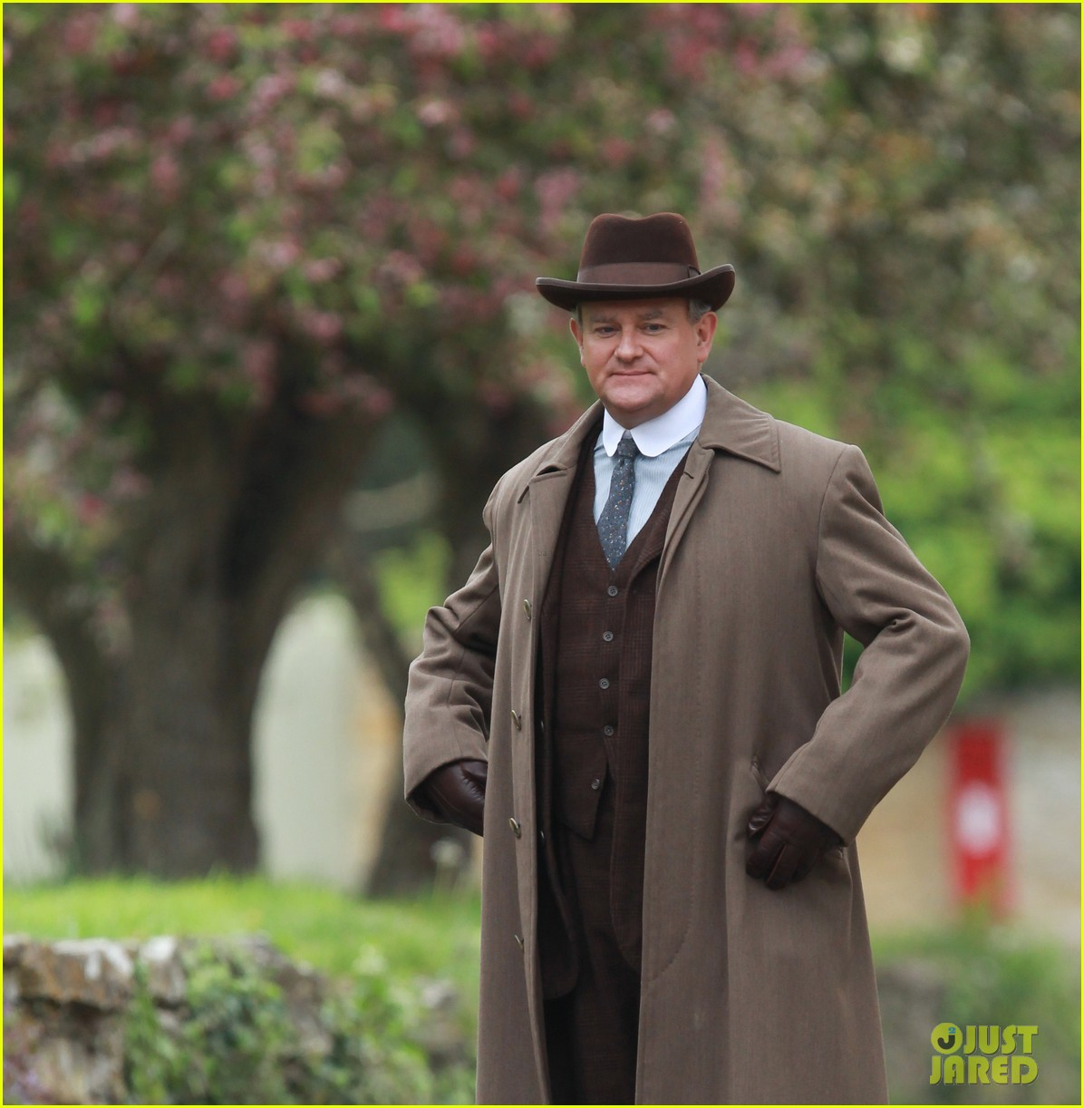 these downton abbey season five set pics are getting us really excited 133098157