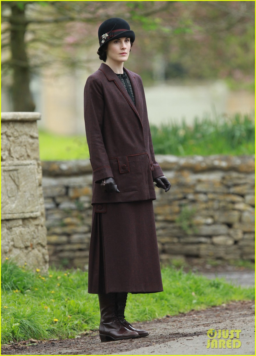 these downton abbey season five set pics are getting us really excited 173098161