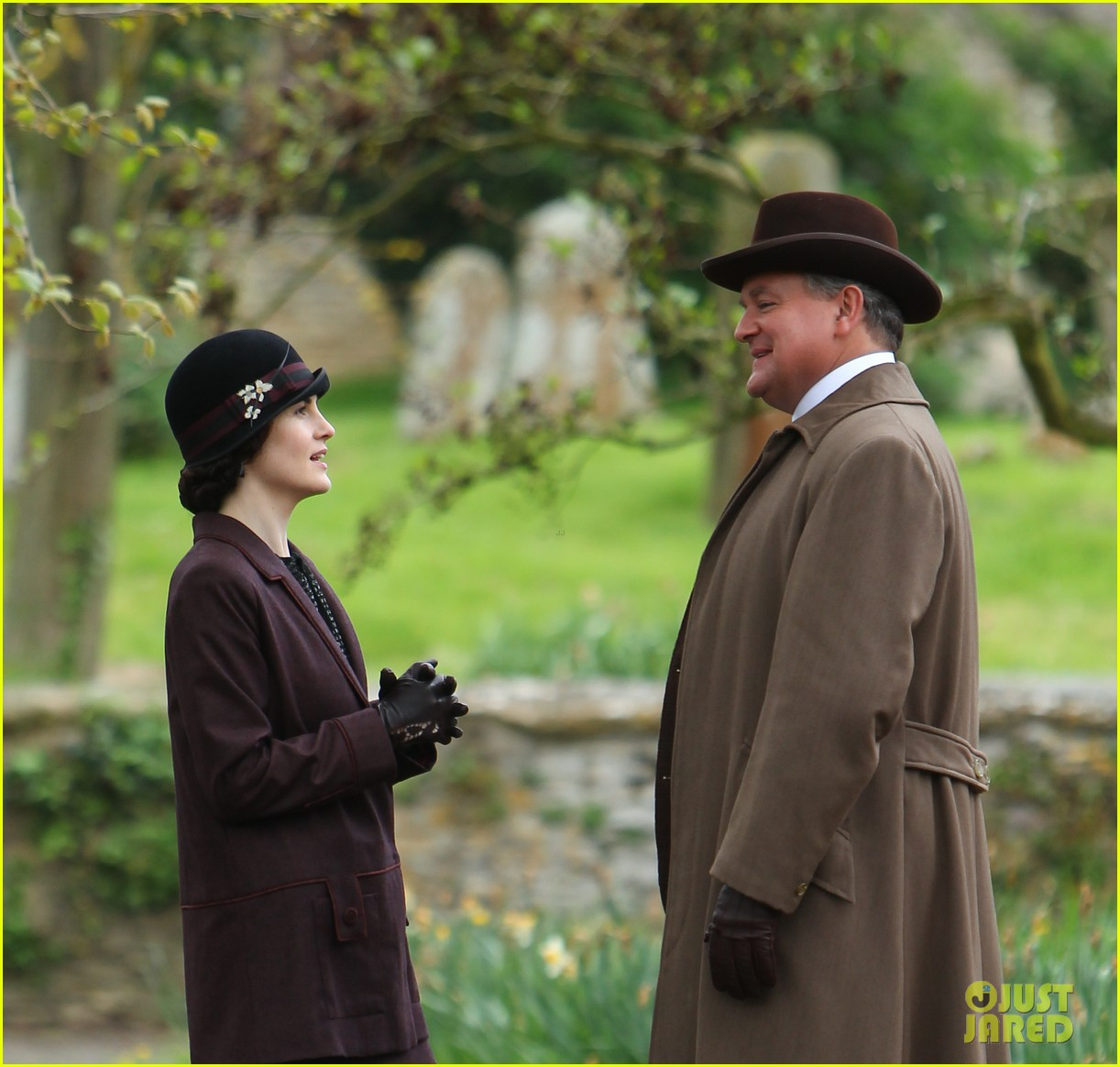 these downton abbey season five set pics are getting us really excited 223098166