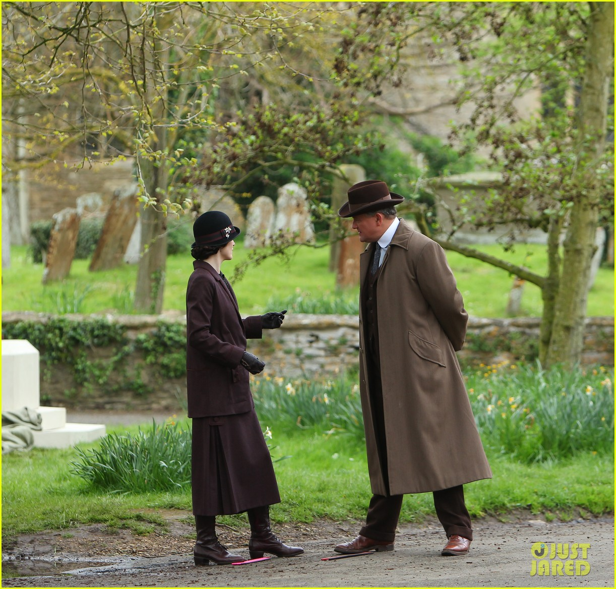 these downton abbey season five set pics are getting us really excited 233098167