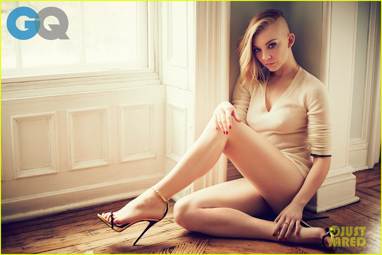 game of thrones natalie dormer poses topless for gq 063083362