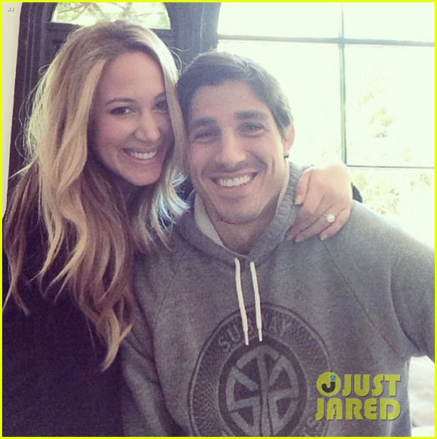 haylie duff engaged to matt rosenberg 023084078