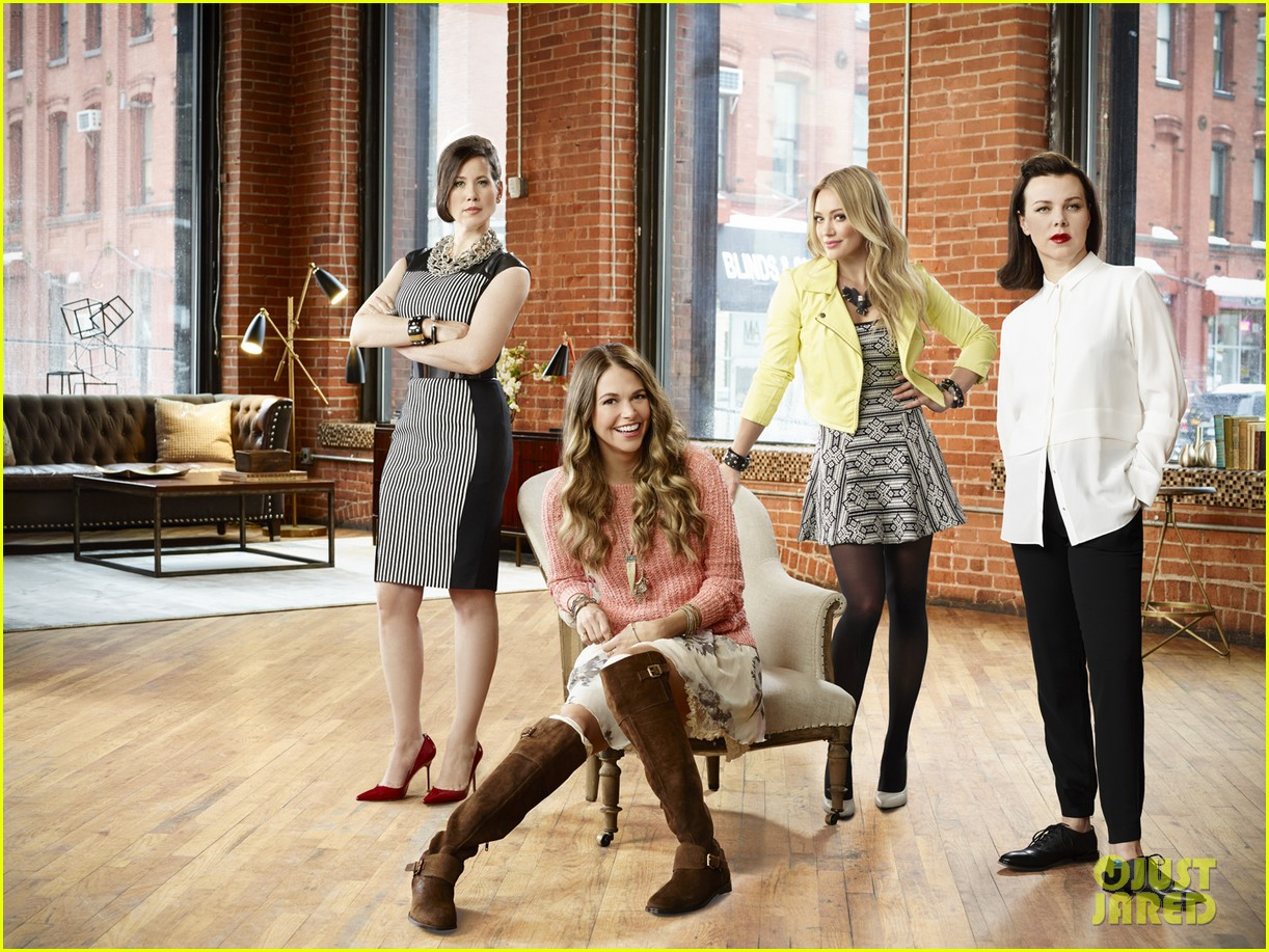 hilary duff sutton foster younger3092224