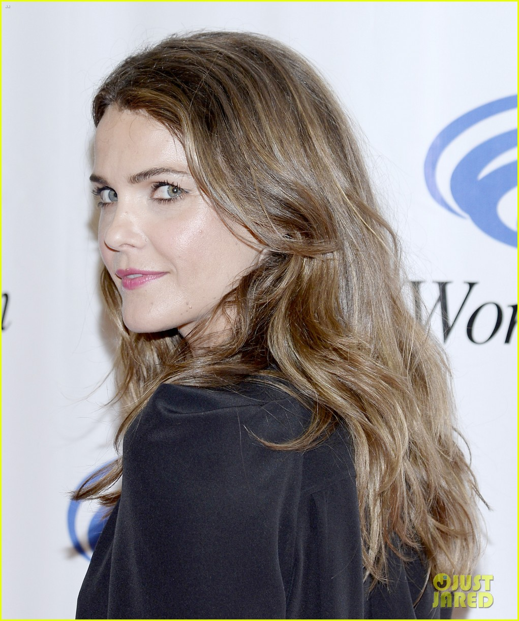 Brien & Keri Russell: 20th Century Fox Presents at Wondercon 2014