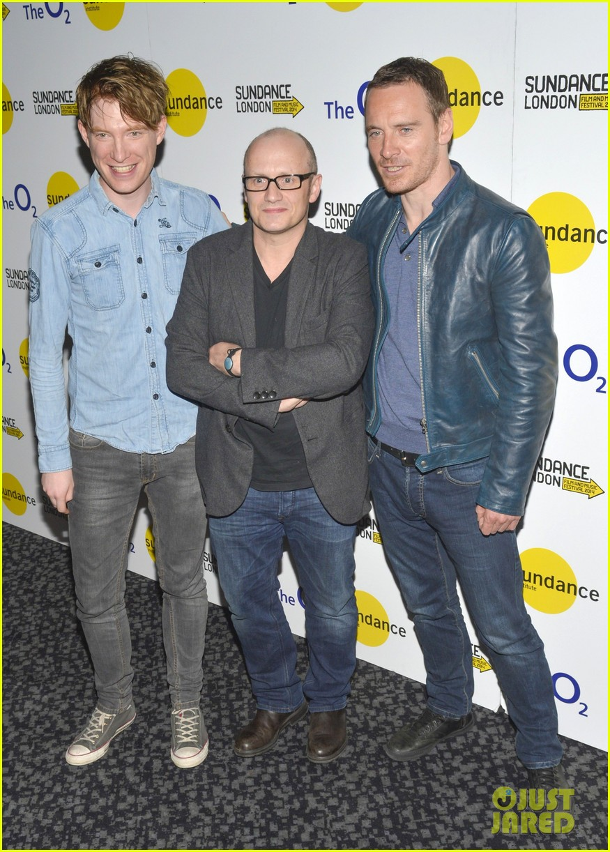 michael fassbender did frank because made him laugh out loud 013099279