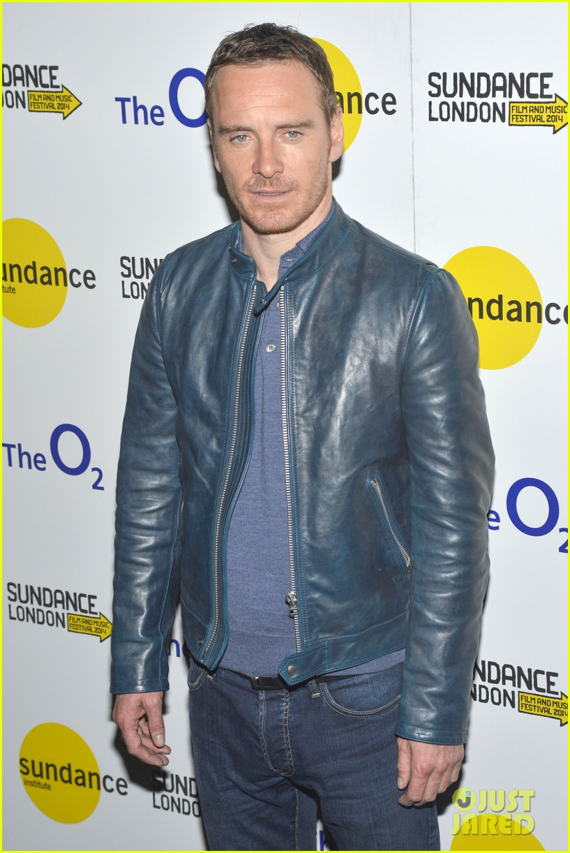 michael fassbender did frank because made him laugh out loud 023099280