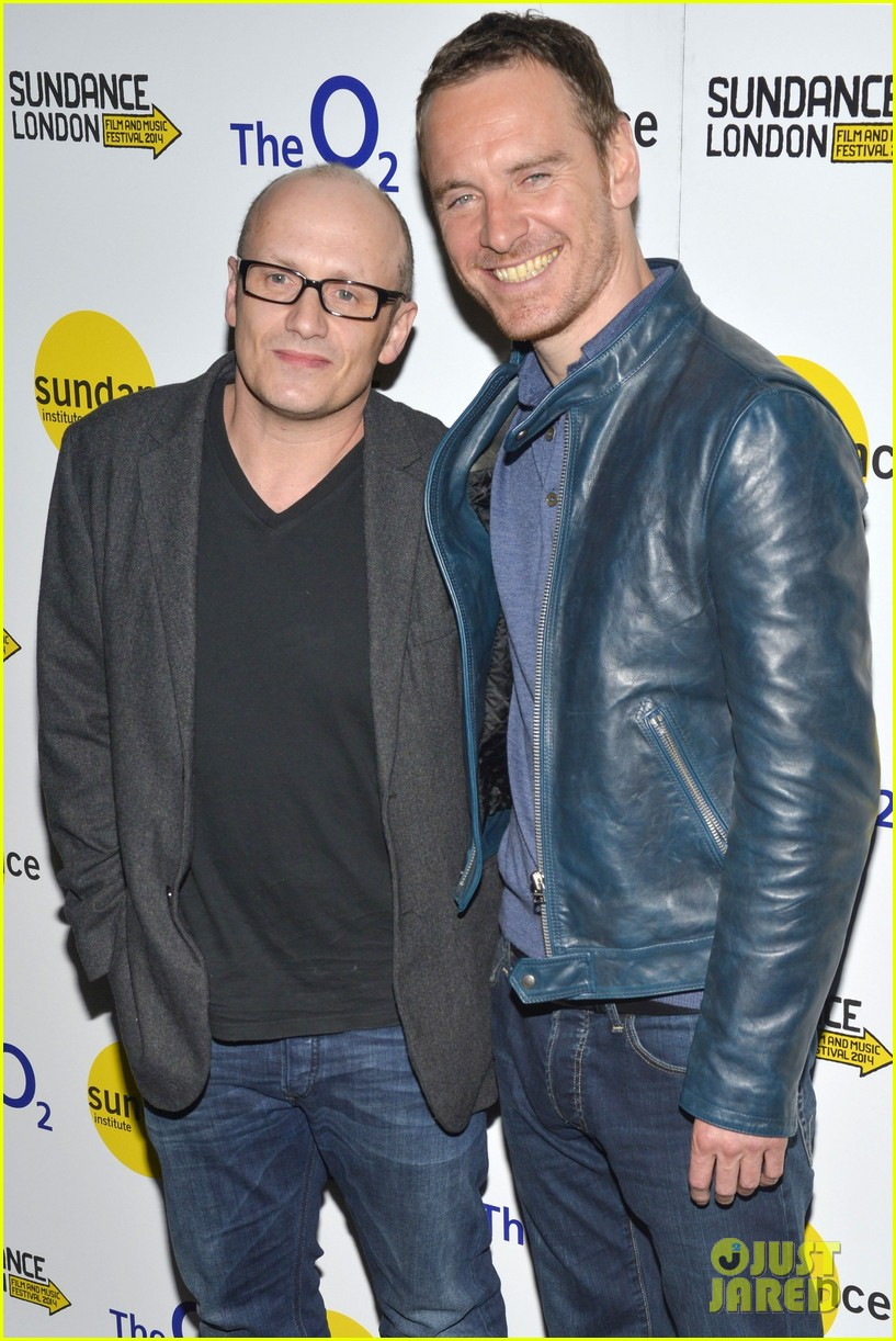 michael fassbender did frank because made him laugh out loud 033099281