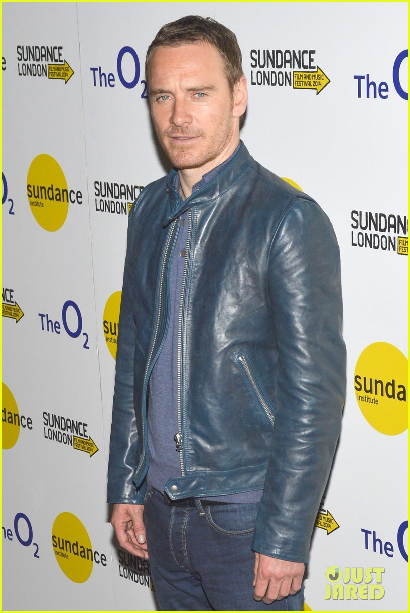 michael fassbender did frank because made him laugh out loud 063099284