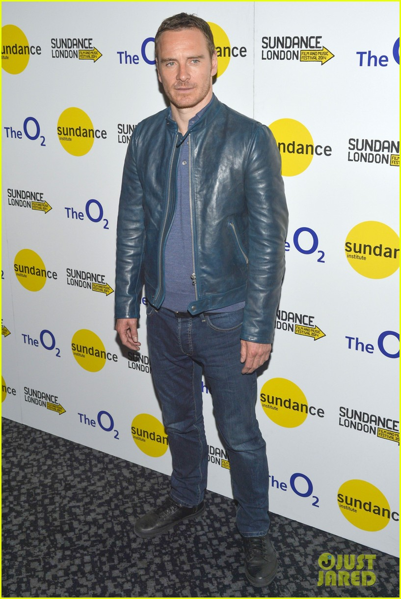 michael fassbender did frank because made him laugh out loud 073099285