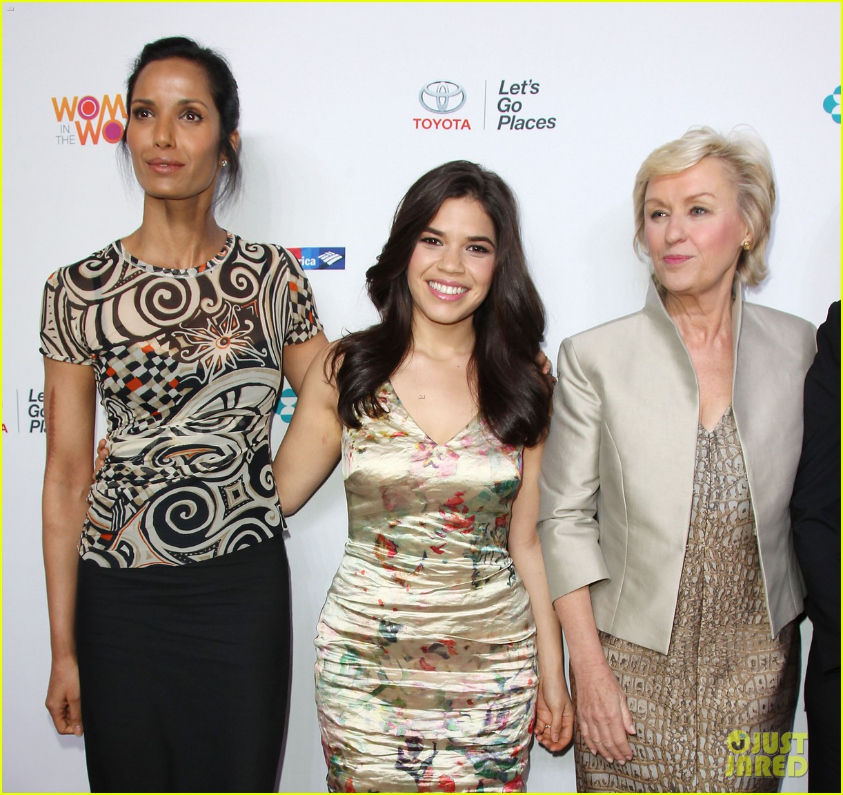 america ferrera coco rocha women in the world summit 2014 073084430