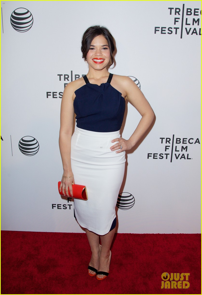 america ferrera husband bring new movie to tribeca 01